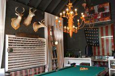 Warby Parker showroom at Imogene+Willie Nashville, TN  (http://warby.me/1gW5jWF)