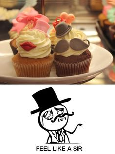 Feel like a sir Cupcake- Lol Image