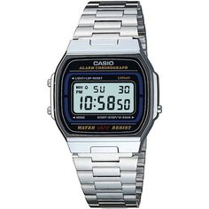 online shopping for Casio Men Women's Classic Metal Band Alarm Chronograph Digital Watches from top store. See new offer for Casio Men Women's Classic Metal Band Alarm Chronograph Digital Watches Casio Classic, Casio Vintage Watch, Vintage Watches, Casio Watch, Amazing Watches, Cool Watches, Watches For Men, Wrist Watches, Casio Edifice