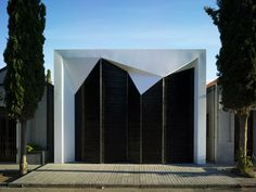 Panteon Nube by Clavel Arquitectos