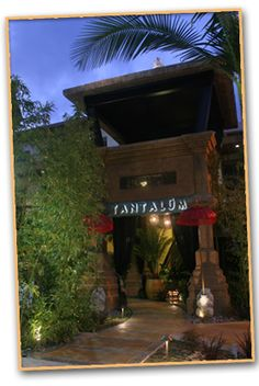 Tantalum Restaurant Fine Dining in Long Beach, CA