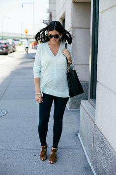 Saturday Style: David Lerner Maternity