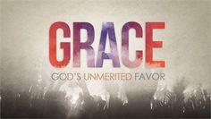 God's Grace / La Gracia de Dios