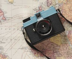 Calling all photo fanatics! Document your travels with the Mini Diana Camera