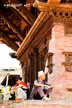 Durbar Square, Bhaktapur, #Nepal #travel #photography. www.mysticlandadventurepltd.blogspot.com