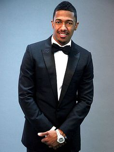 """""""I always talk about being able to get out there and help the community and it all starts with jobs,"""" Cannon tells PEOPLE Nick Cannon, Best Dressed Man, Man Crush Everyday, Twist Hairstyles, Fashion Quotes, New Hair, Men Dress, Nice Dresses, Hot Guys"""