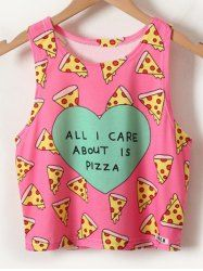 SHARE & Get it FREE   Fashionable Women's Pizza Print Tank TopFor Fashion Lovers only:80,000+ Items • New Arrivals Daily • Affordable Casual to Chic for Every Occasion Join Sammydress: Get YOUR $50 NOW!