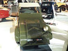 3 septembre 1939 : Présentation du premier prototype de la 2 CV