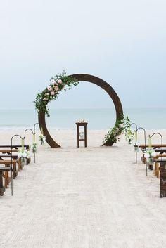 Florida Beach Weddings, All-Inclusive Florida Destination Weddings, Ceremony and Reception Packages Destin Florida Wedding, Florida Beaches, Beach Weddings, Simple Weddings, Wedding Planner, Destination Wedding, Anna Maria Island, Beach Ceremony, Treasure Island