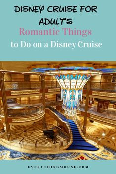 Top 10 Romantic Things To Do On A Disney Cruise - EverythingMouse Guide To Disney