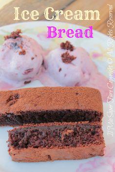 Ice Cream Bread con solo farina e gelato