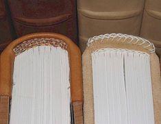 Historical headband reproductions by Cristina Balbiano d'Aramengo