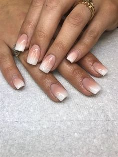 Nude Ombre
