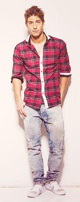 Victorio D'Alessandro:  Actor y Modelo Argentino.-