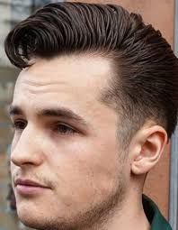 Image result for mens long cow lick hairstyle