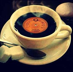 Wake up and drink in some vinyl!