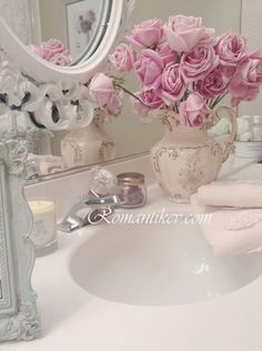 My Shabby Chic Home ~ Romantik Evim