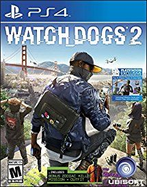 Amazon.com: Watch Dogs 2 - PlayStation 4: Video Games