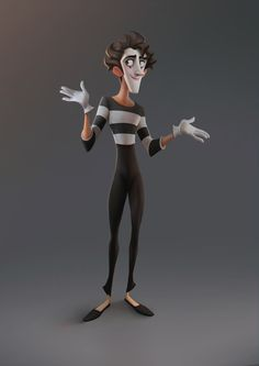 30 Creative 3D Cartoon Character Designs for your inspiration