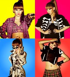cl 2ne1 - Adidas Come visit kpopcity.net for the largest discount fashion store in the world!!
