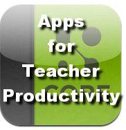 Apps for Teacher Productivity
