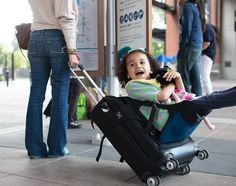 Top New Products for Travel with Kids in 2015 - Trips With Tykes Toddler Travel, Travel With Kids, Baby Travel, New Travel, Travel Tips, Travel Hacks, Travel Ideas, Family Travel, Snug Seat
