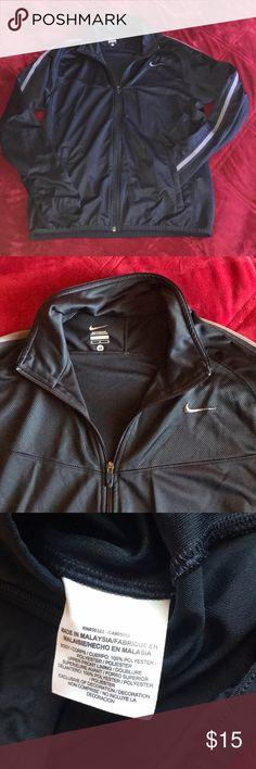 Nike track jacket. EUC Nike track jacket. EUC Nike Jackets & Coats Lightweight & Shirt Jackets