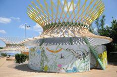 Children Park- Milan Expo 2015- Italy- ZPZ Partners