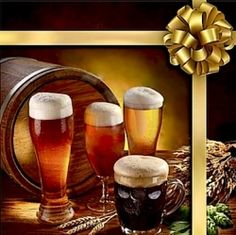 Best Gift Ever: The Home Micro Brew Beer Making Machine Kit  - Easy One Process in Fridge Brewer! Great Holiday, Wedding, Retirement, Birthday Gift for any occasion. http://chezchazz.hubpages.com/hub/best-gift-home-beer-making-machine-kit-supplies-deals