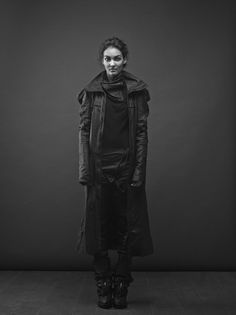 Visions of the Future: Tsolo Munkh FW-1415-20