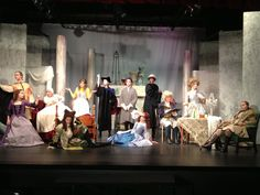 Linden Hall offers theater arts as part of the academic curriculum and as an extracurricular activity. Our program is highly respected for its expert teaching, wide range of choices, and superior performances. Students can participate in full-length plays, musicals, and smaller theater pieces, including storytelling.