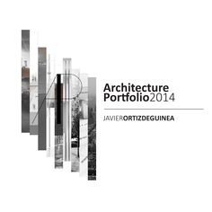 Architecture Portfolio Cover Page Design  Google Search
