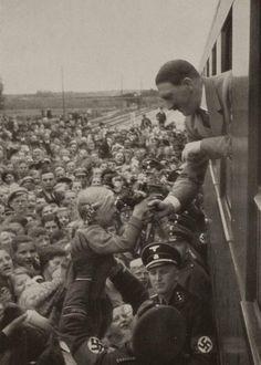 Adolf & Hitler 20th April 1889 to 30th April 1945.