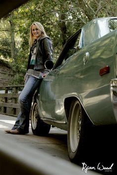 senior portraits with old cars | Senior Portrait w/ classic car! - www.ryanwoodcinema.com