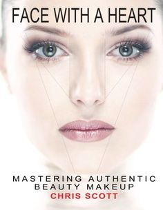 Face with A Heart: Mastering Authentic Beauty Makeup -- To view further for this item, visit the image link.