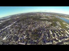 Imatra panorama - YouTube