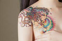 Queen Tattoo 2