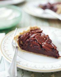 Chocolate Pecan Pie Recipe on Food & Wine