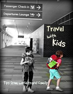 Travel With Kids Blog. World Travel Family's Tips. Travel with kids is awesome, but sure, it can be trying at times. #worldtravelfamily #familytravel #travel #tips #kids #children
