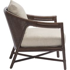 McGuire Furniture: Solano Lounge Chair: A-100gggggg