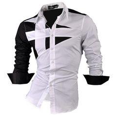 Jeansian-New-Brand-Designer-Mens-Long-Sleeve-Cross-Angle-Fashion-font-b-Dress-b-font-Casual.jpg (800×800)