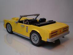 https://flic.kr/p/7D4hDY | 1967 Pontiac Firebird 400 Convertible | Rear view.