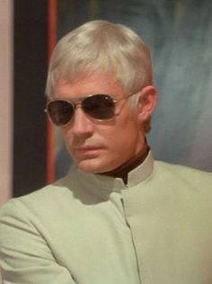 Commander Straker, 'UFO' #scifi #TV
