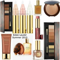 Летняя бронзирующая коллекция Эсти Лаудер 2015 Estee Lauder Summer 2015 Goddess Bronze Collection