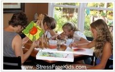 » Worth Repeating: Teaching Children Patience with Summer Activities - pinned by @PediaStaff – Please Visit  ht.ly/63sNt for all our pediatric therapy pins