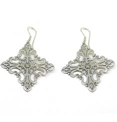 Designer Clothes, Shoes & Bags for Women Decorative Bells, Sterling Silver Earrings, Queen, Shoe Bag, Stuff To Buy, Accessories, Design, Ornament