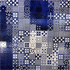 #tiles #azulejos #patchwork