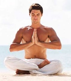 Sport: Yes men do yoga! #inspiration #health #fitness