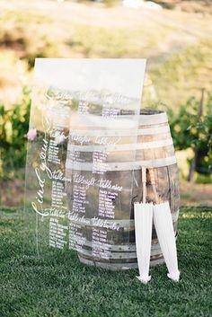 Lucite: 30 идей для декора летней свадьбы  - The-wedding.ru
