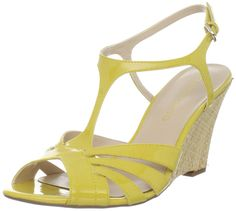 Franco Sarto: Gable Wedge in Sunflower $79